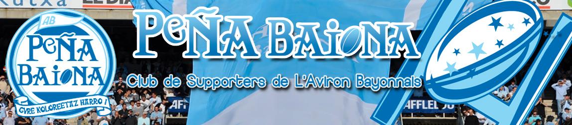 La Peña Baiona – Le Club des Supporters de L'Aviron Bayonnais